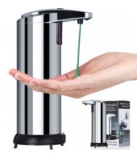 Дозатор за сапун със сензор - ИНОКСОВ