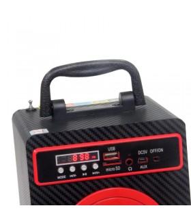 Преносима Bluetooth тонколона с USB, FM - модел 206