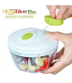 Ръчен чопър за зеленчуци и плодове Nicer Dicer Plus