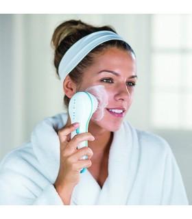 Четка за почистване и масаж на лицето Spin Spa Face Brush