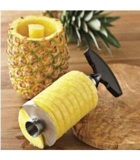 Уред за белене и рязане на ананас