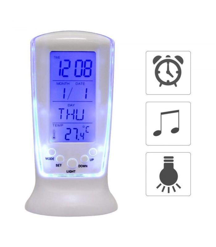 Настолен часовник с термометър - модел 510