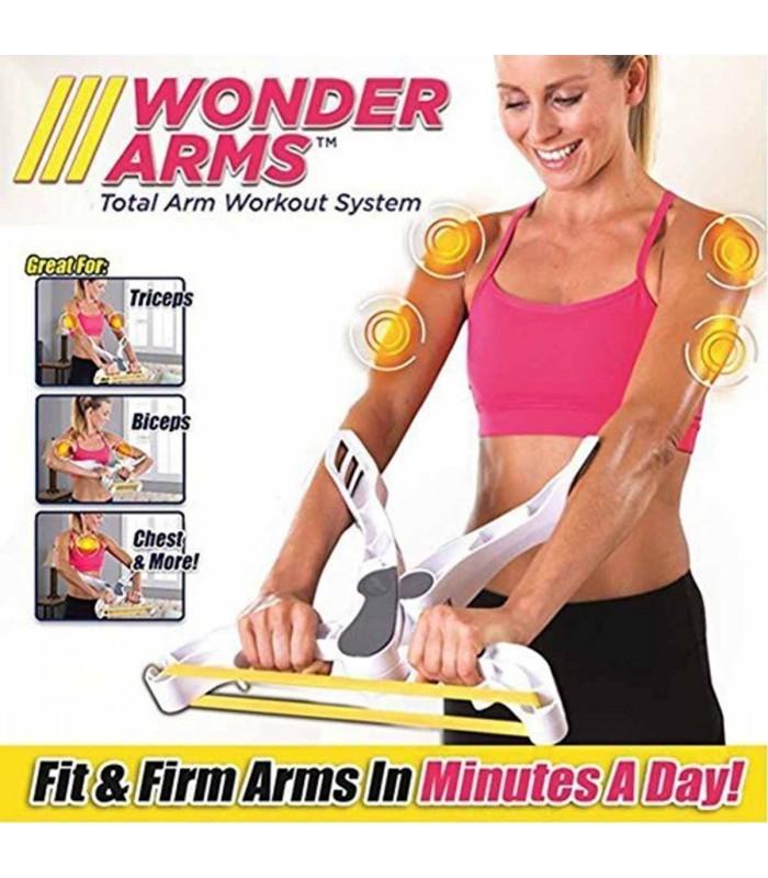 Фитнес уред за оформяне на ръце Wonder Arms