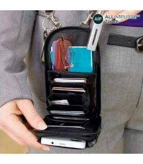 Портфейл и кейс за телефон всичко в едно