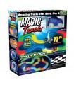 Детска светеща писта с количка Magic Tracks - к-т 220 части