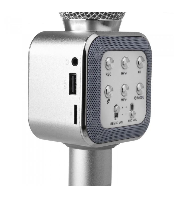 Караоке блутут микрофон модел 1818 - 6