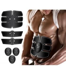 Електростимулатор Six pack EMS за стягане на мускулите