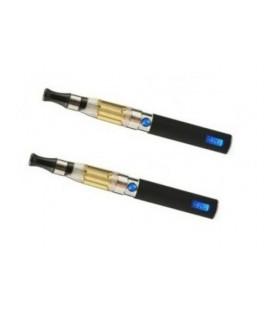 2бр. Електронна цигара EGO-L С LCD ДИСПЛЕЙ + КАРТОМАЙЗЕРИ CE4(1100MAH)