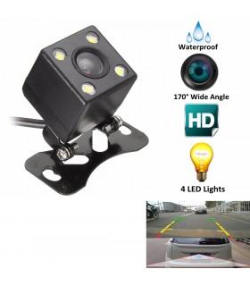 Комплект FULL HD 1080P камера /видеорегистратор/ за автомобил с камера за задно виждане
