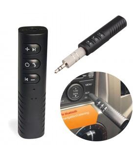 Безжичен блутут аудио приемник за кола с 3.5мм. жак - 1