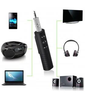 Безжичен блутут аудио приемник за кола с 3.5мм. жак - 5