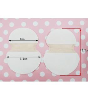 Тампони за подмишници против петна от изпотяване - 7