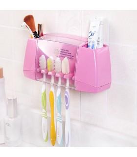 Органайзер за четки за зъби и паста за зъби