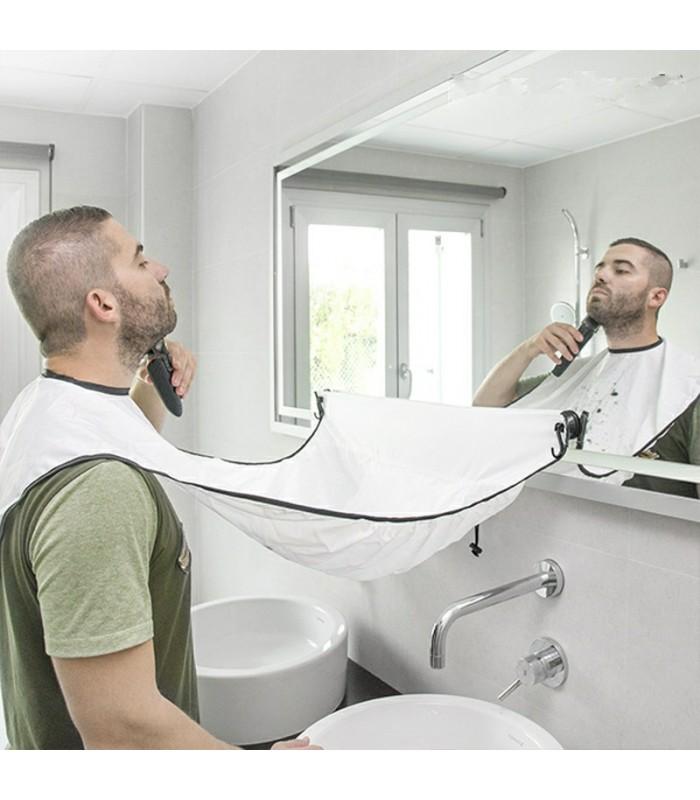 Престилка за бръснене с вендузи за огледало - 4