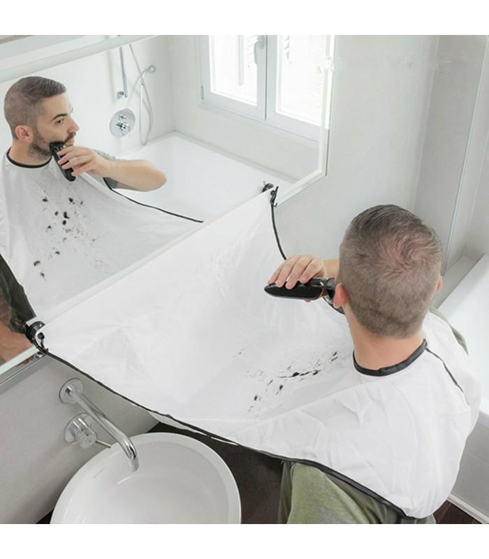 Престилка за бръснене с вендузи за огледало - 5