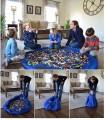 Преносима торба за детски играчки