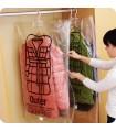 Вакуумиращи пликове за дрехи със закачалка