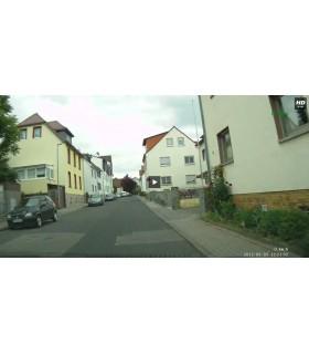 Full HD 1920*1080 pix видео контролна камера за автомобил,мотоциклет,камион, 5 Mpx авто фокус, MD