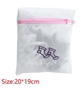 Мрежести торбички за пране в пералня - 11