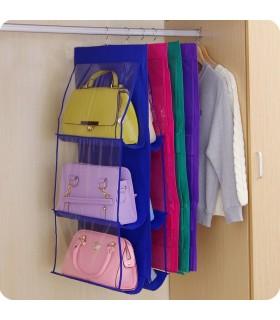 Закачалка органайзер за дамски чанти - 1