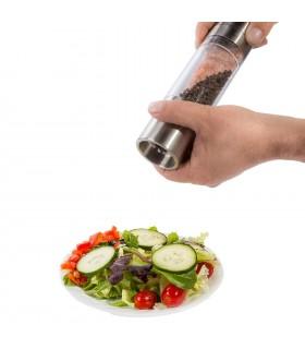 Мелничка за сол и пипер 2 в 1