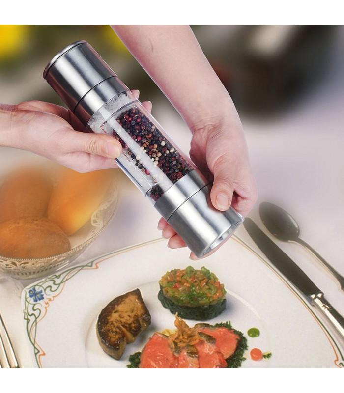 комбинирана мелничка за сол и пипер