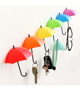 Лепящи закачалки чадърчета - 1