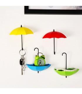 Лепящи закачалки чадърчета - 3