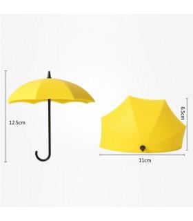 Лепящи закачалки чадърчета - 9