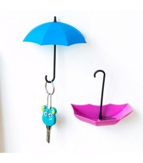 Лепящи закачалки чадърчета - 7