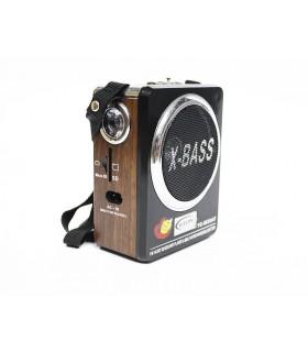 Музикална уредба с радио, флашка и карта памет - модел 903 - 7