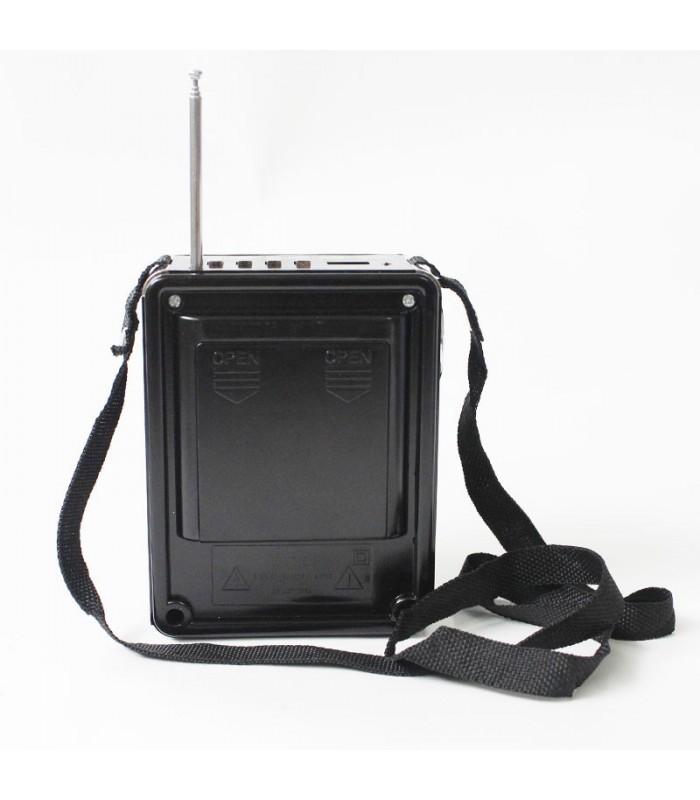 Музикална уредба с радио, флашка и карта памет - модел 903 - 8