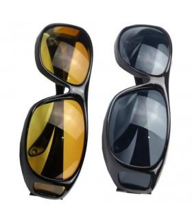 Комплект очила за шофиране денем и нощем - 9