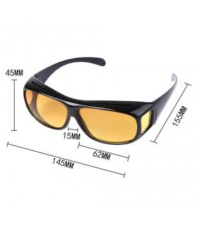 Комплект очила за шофиране денем и нощем - 8