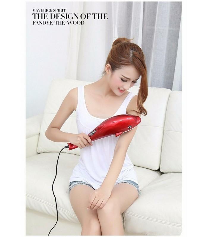 Инфрачервен масажор за тяло - Делфин - 9