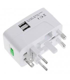 Универсален преходник за електрическа мрежа за различни държави