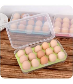 Кутия за 15бр. яйца