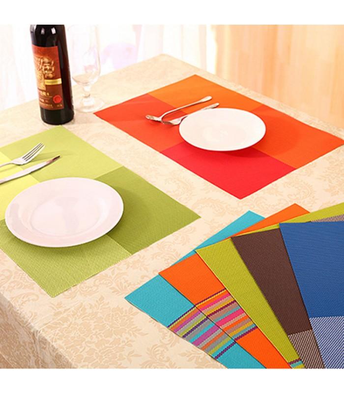 Подложки за сервиране - за кухненска маса - 1