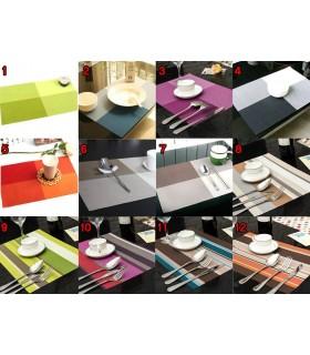 Подложки за сервиране - за кухненска маса - 2