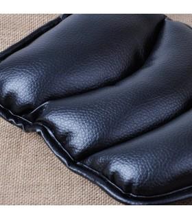 Кожена възглавничка за подлакътник за кола - 6