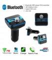 Bluetooth FM аудио трансмитер с Handsfree за кола - модел 2007