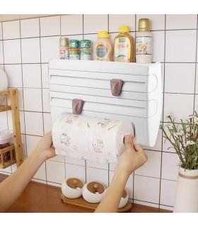 Диспенсър за кухненска хартия и фолио