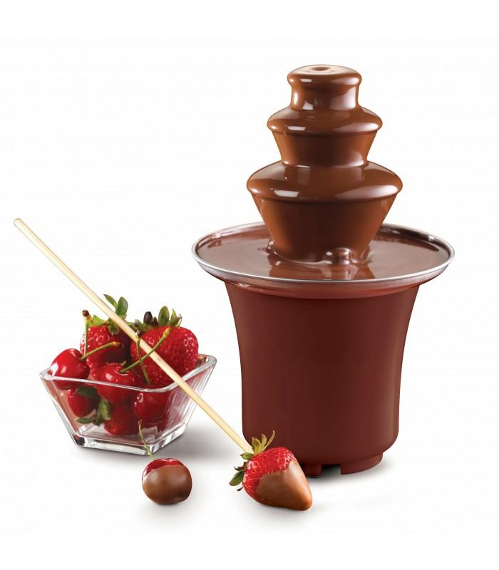Мини фонтан за шоколад