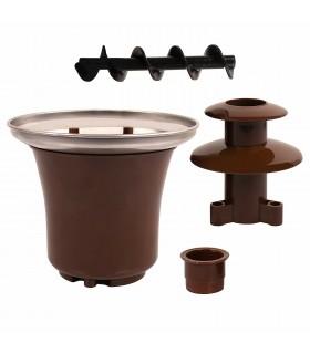 Мини фонтан за шоколад - 6