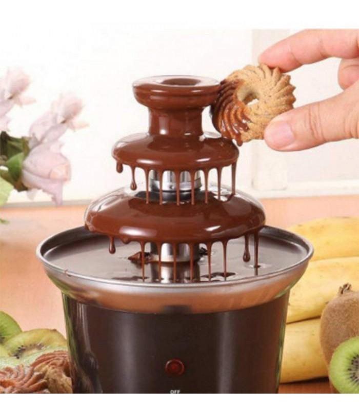 Мини фонтан за шоколад - 4