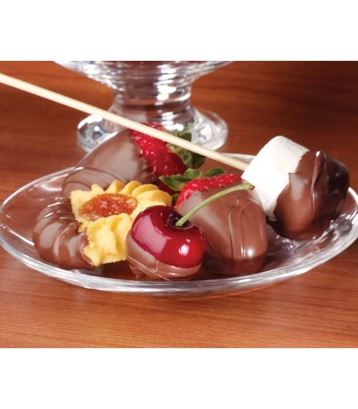 Мини фонтан за шоколад - 7