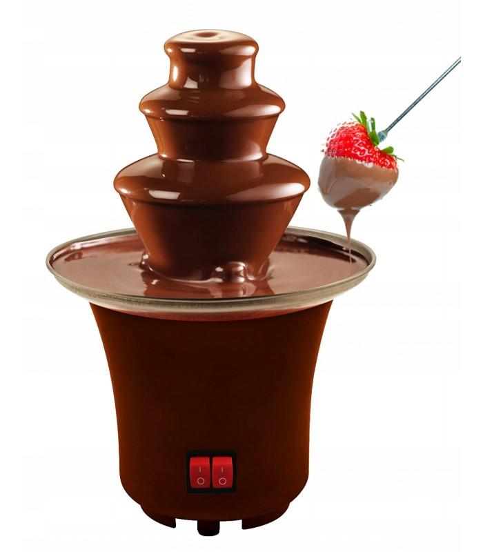 Мини фонтан за шоколад - 8