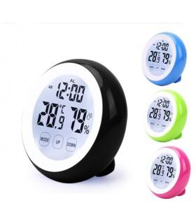 Малък настолен часовник с магнит за поставяне на хладилник - 1