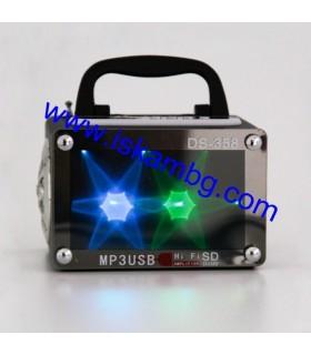 Радио и MP3 плейър