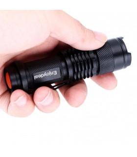 Малко LED фенерче 1000lm Q5 - 3